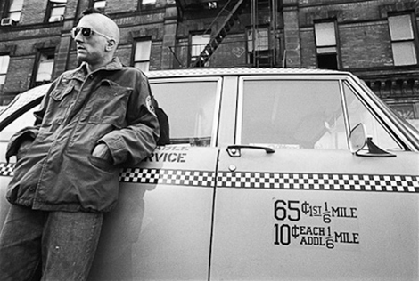 Taxi Driver Photography