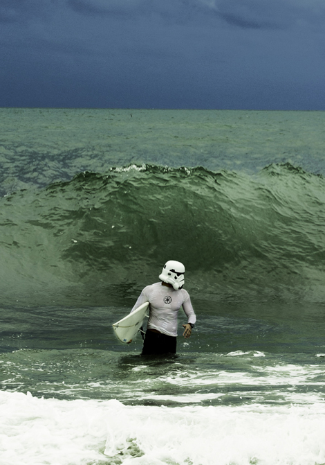 SURFING TROOPER