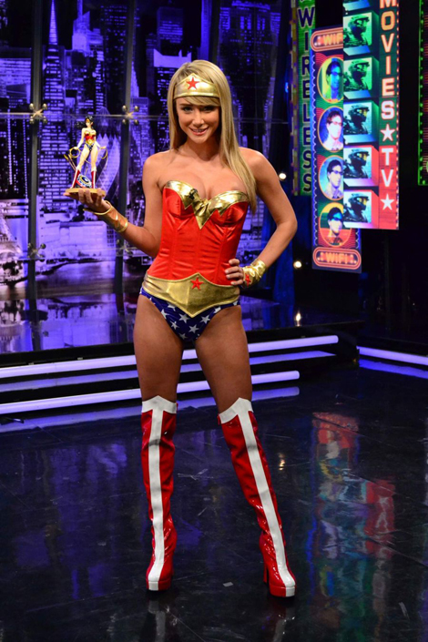 Sara Jean Underwood - Wonder Woman