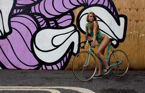 Girls On Bikes - INSA