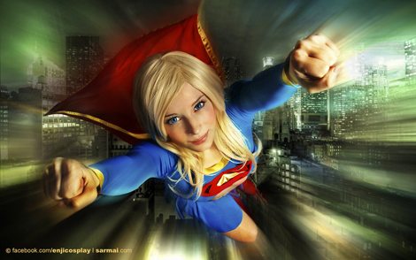 Supergirl - EnjiNight