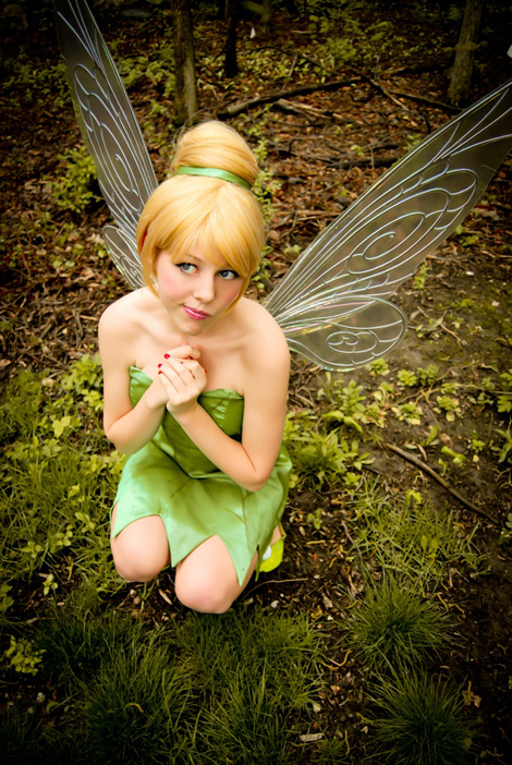 Tinkerbell Cosplay