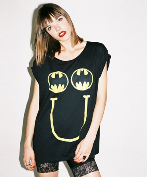 Lazy Oaf x Batman Collection