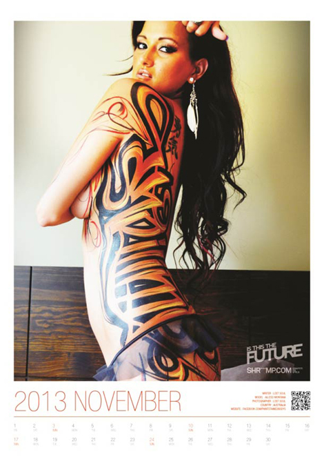 Graffiti-on-Girls-2013-Calendar-4